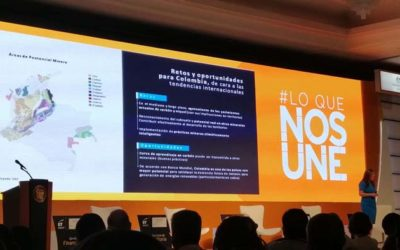 Insuco a participé au Congrès National du Secteur Minier en Colombie