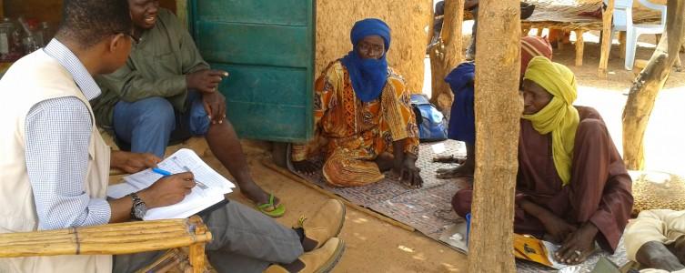 Diagnóstico situación de crisis – Burkina Faso