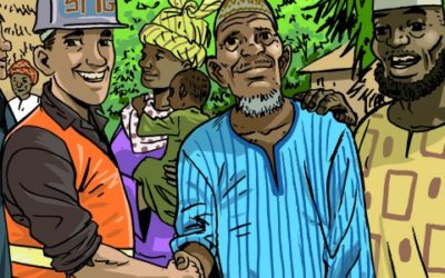 """Realization of a practical guide """"Mines and Communities"""" – Guinea"""