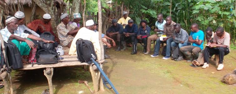 Mise à jour du PAR pour AMC – Guinée