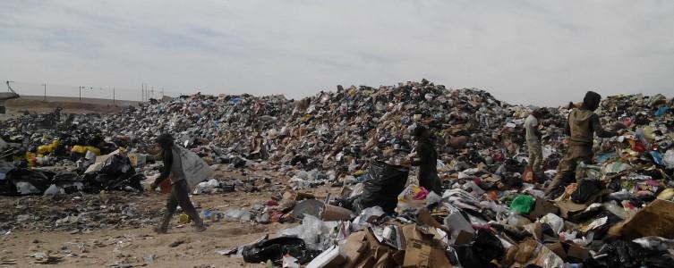 Projet d'appui à la mise en œuvre du programme national de gestion des déchets solides – Jordanie
