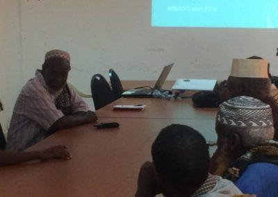 Concertations des parties prenantes pour la FAO – Djibouti