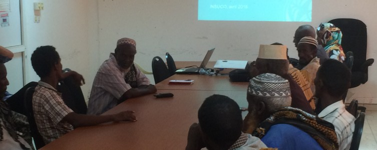 Stakeholders consultation for FAO – Djibouti