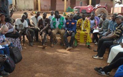 Elaboration du PEPP et de l'EIS du projet minier de Kalana – Mali