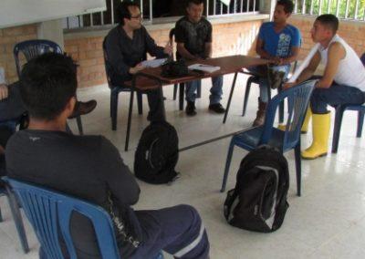Construction d'un protocole d'investissement social – Colombie