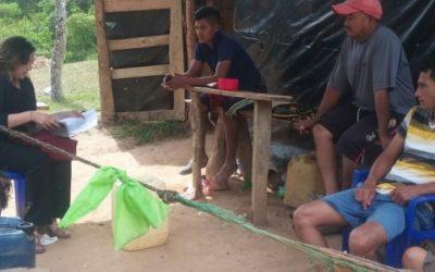 Evaluation des risques sociaux associés à la fermeture d'une mine – Honduras