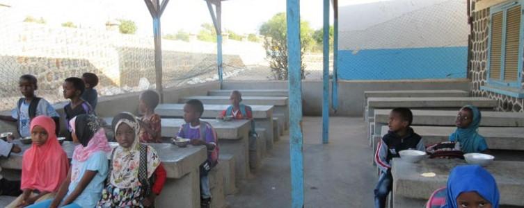 Elaboration d'un guide de recettes pour l'alimentation scolaire – Djibouti