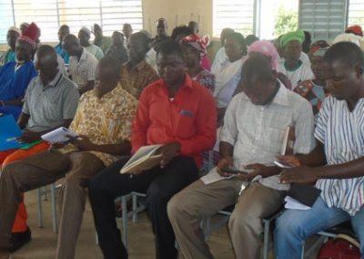 Projets de Développement Intégré Communaux du Programme d'Investissement Forestier – Burkina Faso