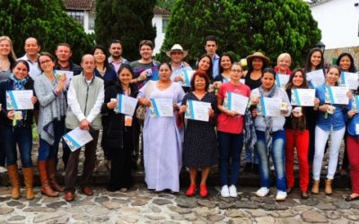 Formation sur les appellations d'origine – Colombie