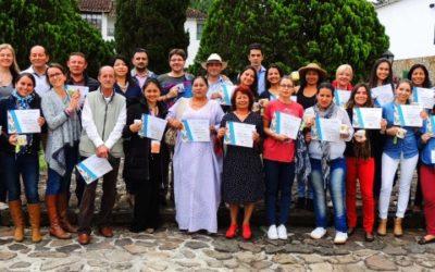 Capacitación sobre las denominaciones de origen – Colombia