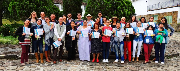 Training on denominations of origin – Colombia