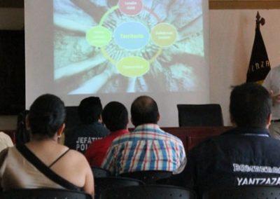 Renforcement d'une approche innovante pour une gouvernance territoriale durable – Equateur, Colombie