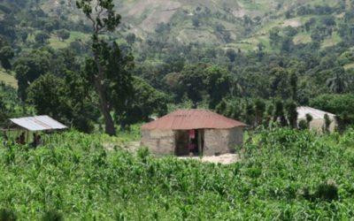 Etude sur les relations entre la tenure foncière et l'utilisation du sol – Haïti
