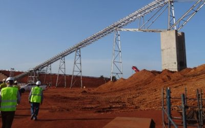 Actualisation du schéma directeur des infrastructures minières – Guinée