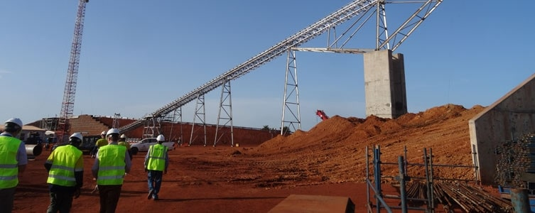 Update of mining infrastructures master plan – Guinea