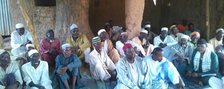 Plan de restauration des moyens d'existence pour le MCC – Niger