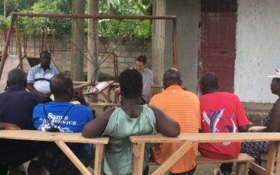 Accompagnement à la mise en œuvre de PAR liés à la réhabilitation d'une infrastructure routière – Haïti