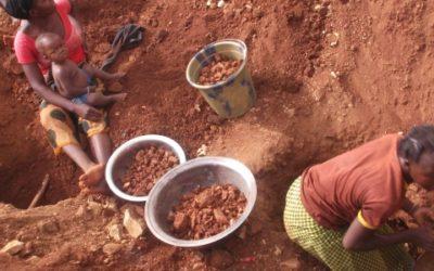 Etude sur l'orpaillage pour Gryphon Minerals – Burkina Faso
