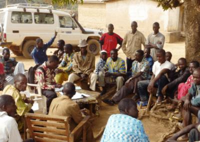 EIS para Vale – Liberia