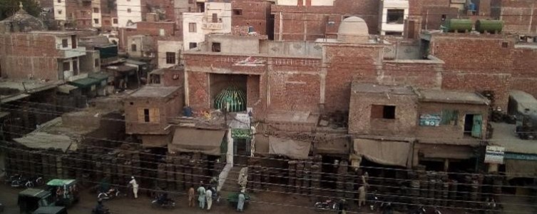 Due diligences for Lahore heritage and urban regeneration project – Pakistan