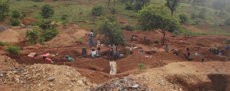 Etude sur l'orpaillage – Burkina Faso
