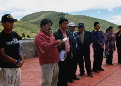 Análisis de riesgos y manual de impacto – Ecuador