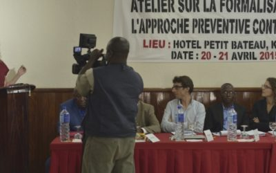 Support institutionnel pour l'UE – Guinée