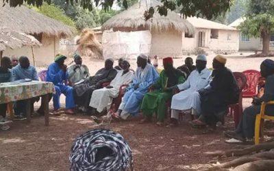 Induction sociale pour AMC – Guinée