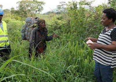 RPF, RAP and LRP for Comilog – Gabon