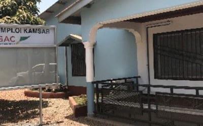Gestion de 3 centres de recrutement pour la GAC – Guinée