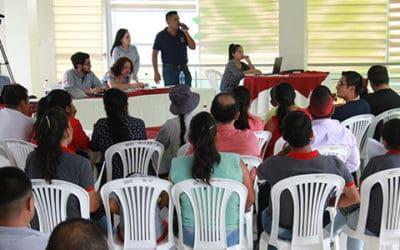 Assistance technique pour la gestion sociale du projet Fruta del Norte, de Lundin Gold – Equateur