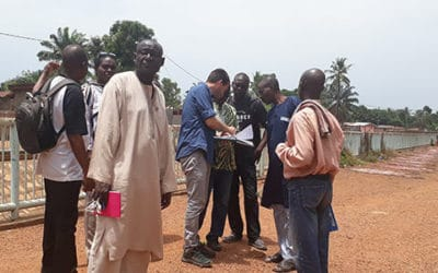 Resettlement Policy Framework and RAP for PRESU project in Bangui – Central African Republic