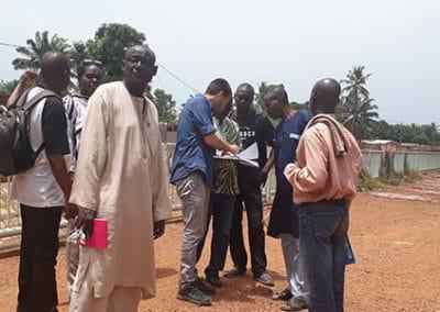 Cadre de Politique de Réinstallation et PAR du projet PRESU à Bangui – République Centrafricaine