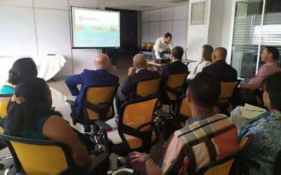 Insuco a présenté son expérience en matière de normes de sauvegarde sociale et de logique projet à la Chambre des Mines de Madagascar