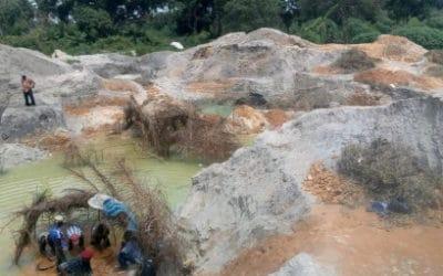 Monographie de la filière diamantifère pour AWDC – Guinée