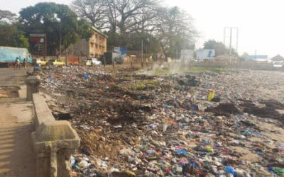 Study of SMEs for waste pre-collection for Enabel – Guinea