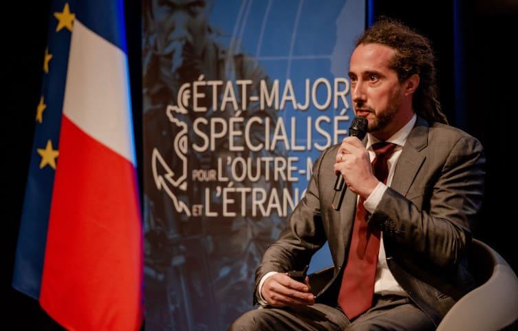 Pascal Rey, PDG d'Insuco et chercheur associé à l'IFSRA, a participé à la troisième édition du colloque annuel sur l'interculturalité organisé par l'EMSOME à Paris, France