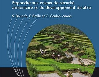 Publication: What irrigated agriculture for the future?