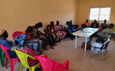 Revue du CPR du projet d'extension de la CBG – Guinée
