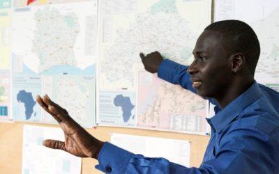 Etude de cadrage sous-régional, renforcement de capacités et outil SIG pour l'UNCDF – Guinée