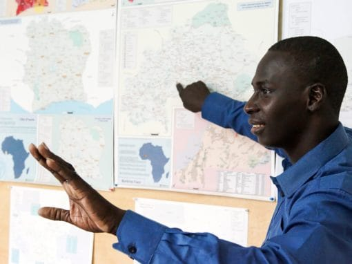 Sub-regional scoping study, capacity building and GIS tool for the UNCDF – Guinea