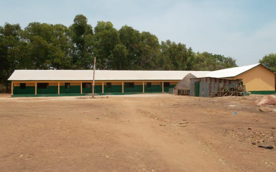 PCGES d'un Programme Educatif pour l'AFD – Guinée