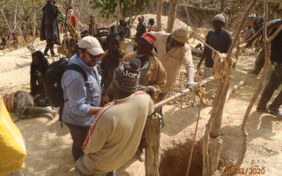 Gap analysis, PAES et EIES pour ABS/Sycamore – Guinée
