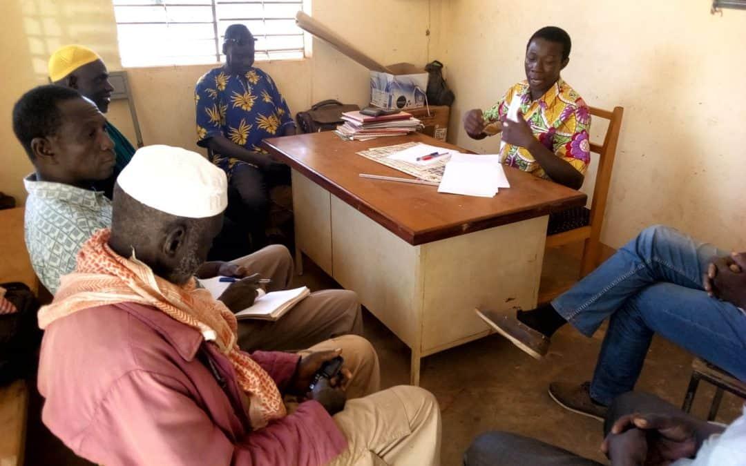 Estudio de factibilidad para el IRAM – Burkina Faso