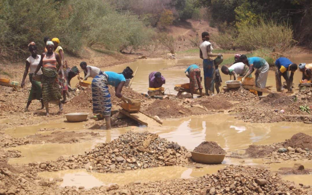 Diagnóstico de la minería de oro tradicional para Teranga Gold Corporation – Burkina Faso