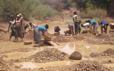 Diagnosis of gold panning for Teranga Gold Corporation – Burkina Faso