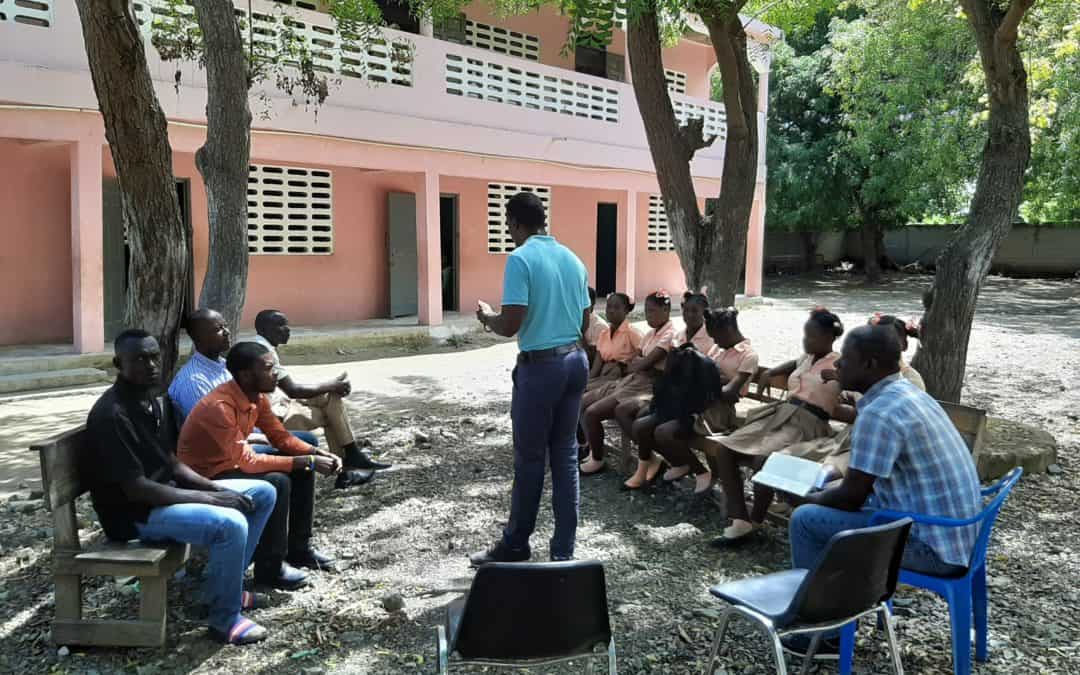 Evaluation of the DRR Capacity Building Project for Plan International – Haiti