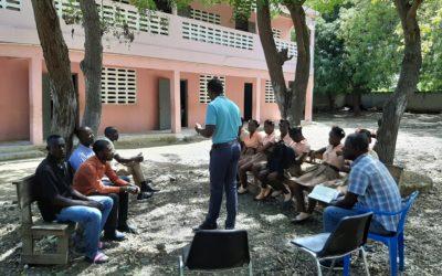 Evaluation du projet de renforcement des capacités en RRC pour Plan International – Haïti