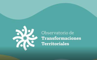 Les Observatoires des Transformations Territoriales : Entretien avec la Directrice du Projet