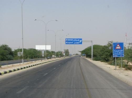 Estudio de los riesgos sociales asociados y optimización del diseño del corredor vial de Amán – Jordania